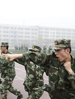 军shi拓展训练