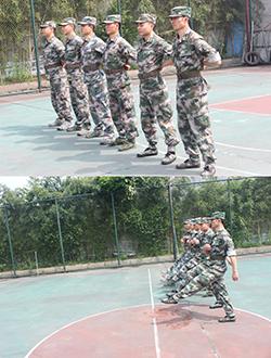 团队拓展训lian